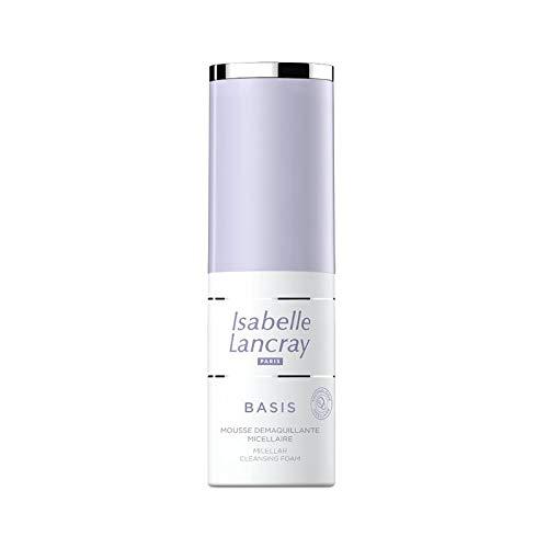 Isabelle Lancray BASIS Mousse Démaquillante Micellaire - milder Reinigungsschaum, Make-up Entferner, (1 x 100 ml)