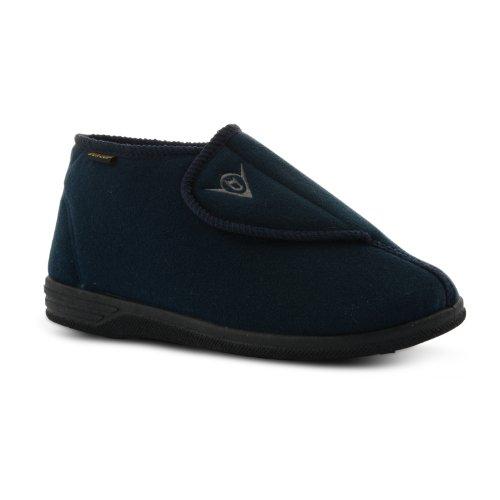 Footwear Sensation, Punta chiusa uomo, Blu (Navy Boot), 40.5