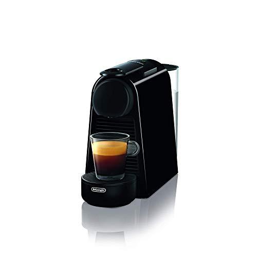 De'Longhi En85.B Macchine per Il caffè a Sistema Nespresso Essenza, 1370 W,...