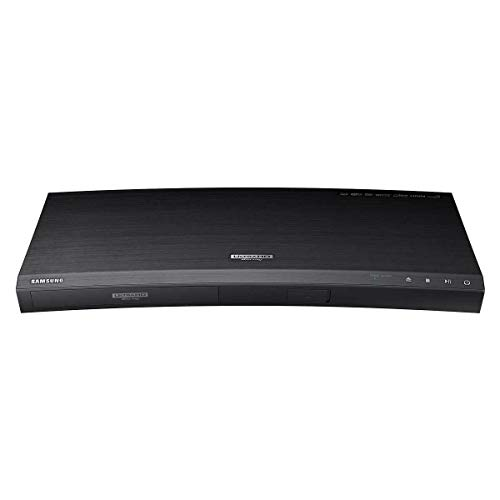 Samsung UBD-KM85c 4K Ultra HD Streaming Blu-ray Player - Black