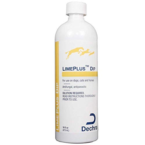 Dechra LimePlus Dip for Dogs and Cats 16 oz