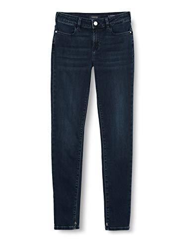 Scotch & Soda R´Belle Girls La Charmante-Moody Jeans, Mood Blue 3005, 15