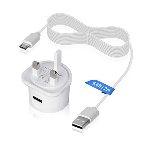 AIEVE Stromkabel für Google Home Mini weiß