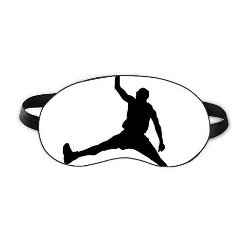 Capa de sombra Slam Dunk Sports Basketball Running Sleep Eye Shield Soft Night