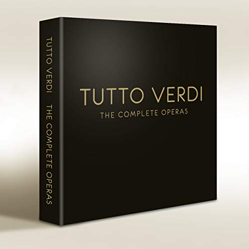 Tutto Verdi - Premium Box [30 DVD]
