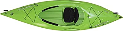 """90316 Emotion Glide Sit-Inside Kayak, Lime Green, 9'8"""" from Lifetime OUTDOORS"""