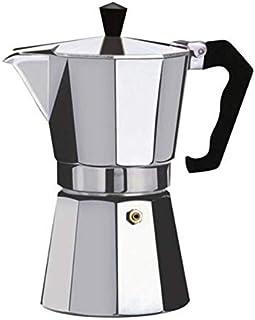 コーヒーメーカーアルミモカエスプレッソパーコレーターポットコーヒーメーカーモカポットエスプレッソショットメーカーエスプレッソマシン
