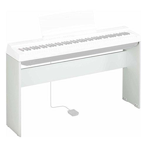 Yamaha L125 Keyboardständer aus Holz weiß