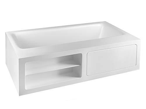 Best Deals! Gessi Rettangolo freestanding hot tub 37597