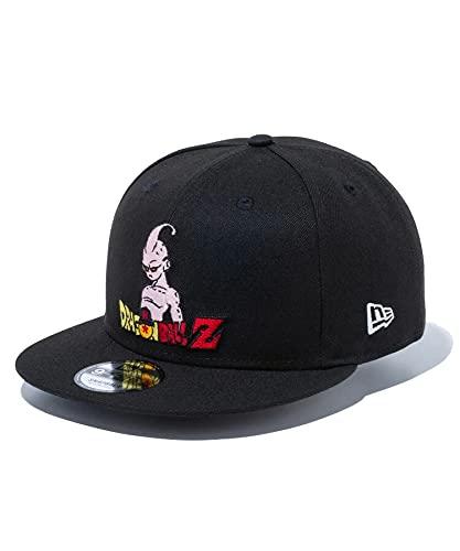 NEW ERA ニューエラ キャップ 9FIFTY DRAGON BALL Z ドラゴンボール 魔人ブウ(純粋) ブラック 12654363 メンズ 帽子 CAP スナップバック ベースボールキャップ コラボ|ML ブラック