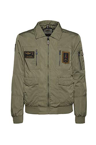 Aeronáutica militar chaqueta hombre mod. AB1719CT2098 Militar