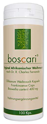 boscari ® - Afrikanischer Weihrauch in 300 Kapseln