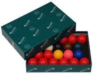 Juego bolas snooker aramith extra caja verde 52. 4mm: Amazon.es: Deportes y aire libre