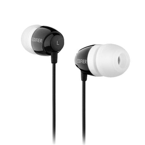 Edifier H210 in-ear oordopjes, zwart