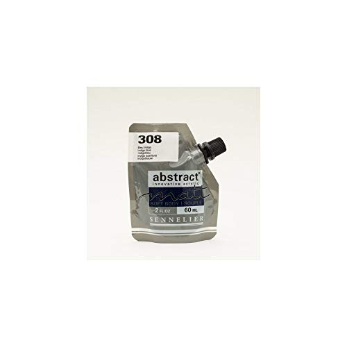 Sennelier Color acrílico mate Serie Abstract Matt 60 ml 308 azul índigo