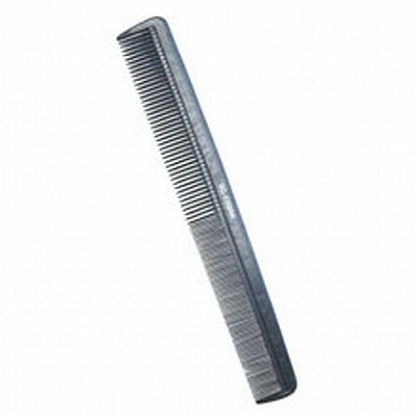 格納振る舞いマージンScalpmaster Carbon Cutting Comb (Pack of 2) [並行輸入品]