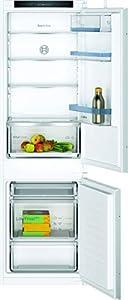 Bosch KIV86VSE0 Série 4 Réfrigérateur-congélateur encastrable/E / 177,5 cm de hauteur / 229 kWh/an/réfrigérateur 183 L/congélateur 84 L/LowFrost/BigBox