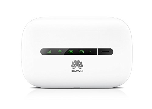 Huawei E5330Bs-6, 21Mbps 3G/4G Unlocked Mobile WiFi Hotspot (3G in the USA, Europe, Asia, Middle East, Africa, Venezuela) OEM, ORIGINAL from Huawei
