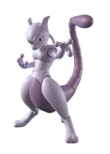 Bandai S. H. Figuarts Mewtwo-Arts Remix-Mewtwo Counterattack Evolution