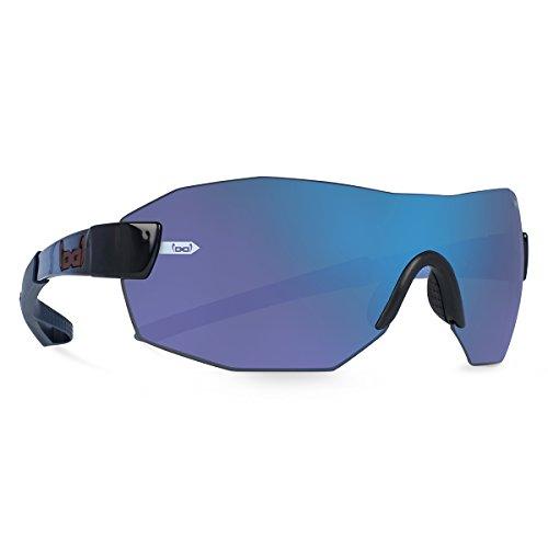 Gloryfy unbreakable eyewear (G9 RADICAL blue) - Unzerbrechliche Sonnenbrille, Sport, Rahmenlos, Herren, Damen,Blau