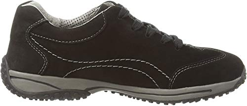 Gabor Damen Gabor Shoes Derbys, Schwarz (47 Schwarz), 38.5 EU (5.5 UK)