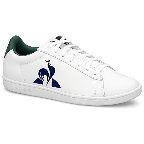 le coq Sportif Master Court, Scarpe Sportive Unisex Adulto Bianco Size: 41 EU