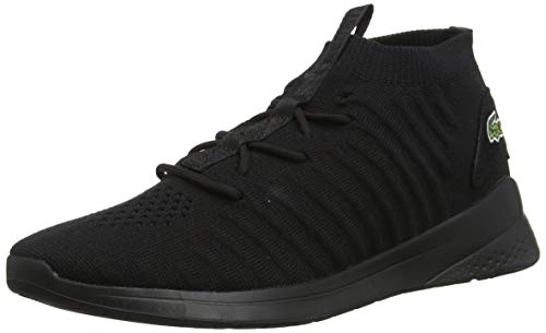 Lacoste Herren LT FIT-Flex 319 1 SMA Sneaker, Schwarz (Black/Black), 44 EU