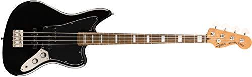 Squier by Fender Classic Vibe Jaguar Bass - Laurel - Negro