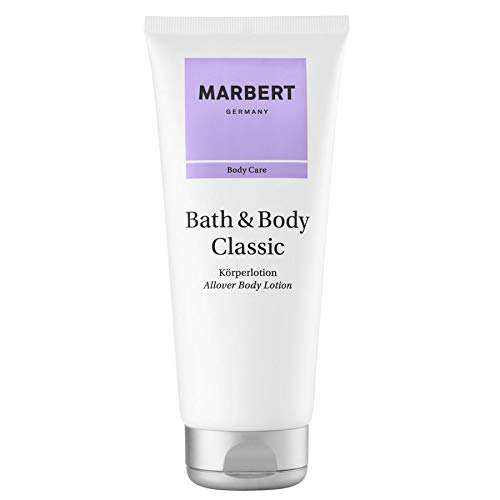 Marbert Bath & Body Classic Körperlotion, 1er Pack (1 x 200 ml)