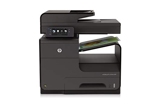 HP OfficeJet Pro X576dw Office Printer with Wireless Network Printing, Remote Fleet Management & Fast Printing (CN598A) (Renewed)
