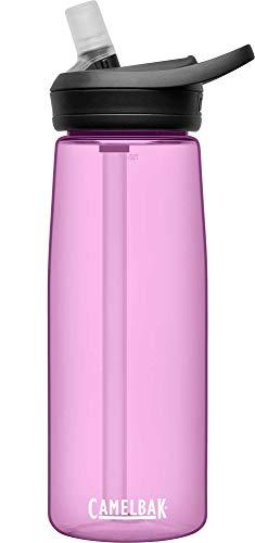 CamelBak eddy+ BPA Free Water Bottle, 25 oz, Dusty Lavender, .75L