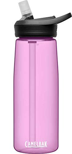 CamelBak eddy+ BPA Free Water Bottle, 25 oz, Dusty Lavender, .75L