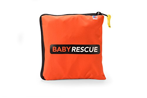 Baby Rescue Emergency Rapid Evacuation Device - Orange