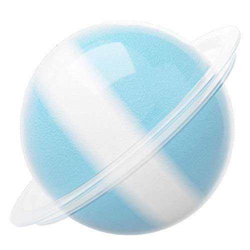 Ians Choice Large Bath Bomb Mold Plastic 12 Sets 2.75 XLarge Bath Bomb Molds Best for DIY Bath Bomb Kit Supplies