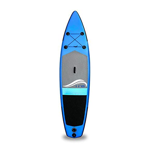 CVEUE OS Sup Board Lightweight Anti Slip Adult SUP Stand Up Paddle Board with Paddle, Leash, Back Pack, Pump and Repair Kit for Touring,Surfing,Water Yoga and Racing Inflatable Stand Up Paddle Board