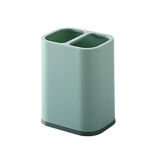 Ixkbiced Cuchara Palillos Tenedor Caja de Almacenamiento Cocina Encimera Organizador de Rejillas para Cubiertos
