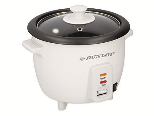 Dunlop 12194 rijstkoker 300 W, 0,6 l