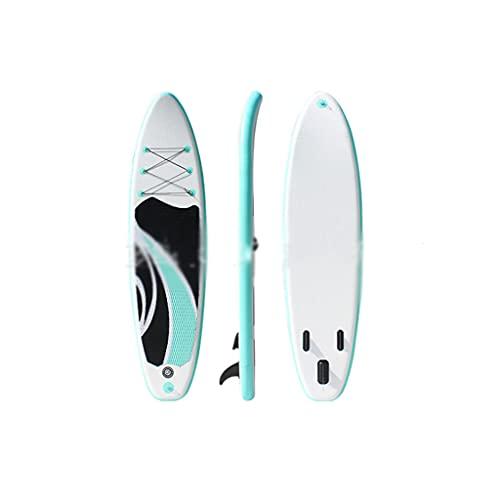 Tabla de Surf Sup al Aire Libre, Tipo de pie, Tabla de Remo Inflable, Tabla Flotante de Equilibrio, Fitness de Yoga, Uso General, Competencia de Surf en el mar
