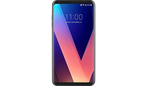 LG V30 H931 64GB LTE Black (Unlocked) (Renewed)