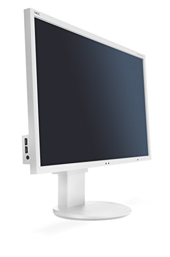 "Nec EA24AWMI-W - Monitor LED de 24.1"", Blanco"