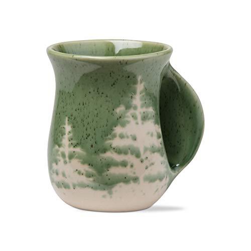 Tag, Mug Handwarmer Forest Green