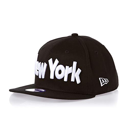 New Era - Casquette Snapback Enfant New York Yankees 9Fifty Youth Clean Wordmark - Black