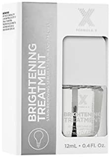 Formula X BRIGHTENING TREATMENT- Stain-Removing Nail Serum Stain-Removing Nail Serum 0.4 oz