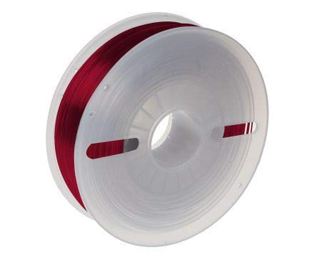 Ultimaker 2.85mm Red Thermoplastic Polyurethane 3D Printer Filament, 750g