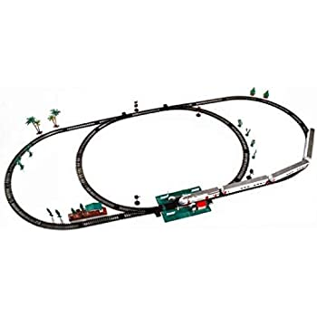 Radhey Preet™ Electric Multiple High Speed Train Track Sets Units for Kids
