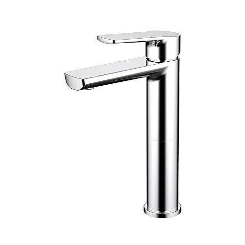 Tecnobath Monomando alto lavabo LUCENT