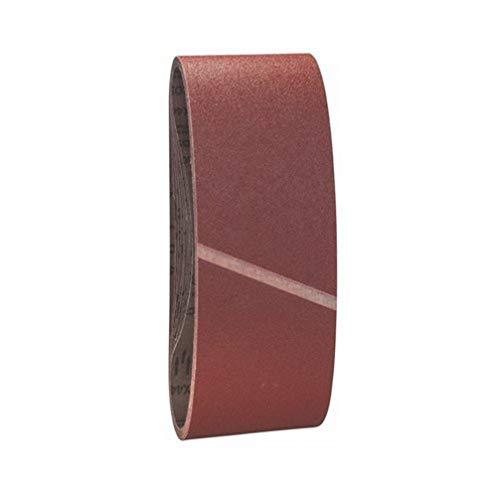 Bosch 2608606136 Feuilles abrasives Lot de 10 100 x 610 mm Grain 80