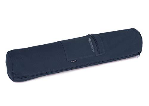 Yogistar Yogatasche Basic Zip - Cotton 72cm (Big) Dark Blue