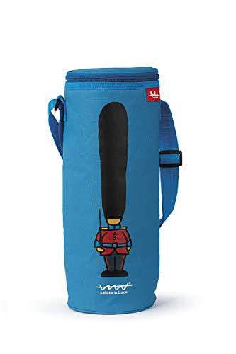 Jata Hogar HPOR7010 Bolsa térmica Termosellada JATA, RPET Plástico Reciclado, Azul, Pequeño