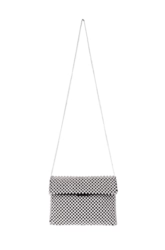 HaaVee® Party Clutches/Slings (Silver)
